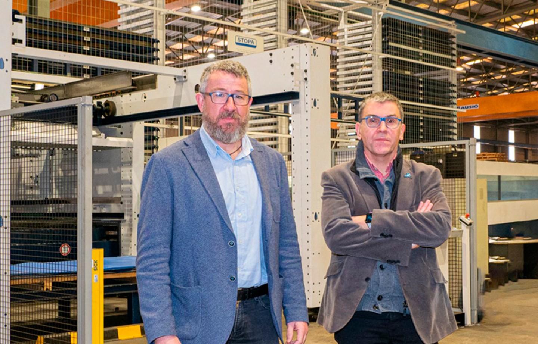 Entrevista a Eduard Brunet i Jordi Rosell, a Eix Professional