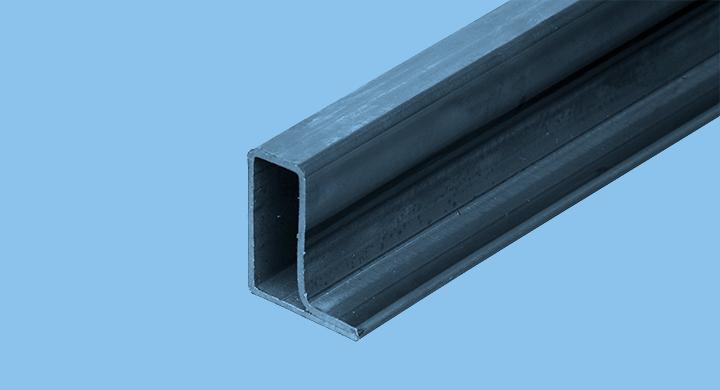 Perfils tubulars per a serralleria - Sèrie A R.5851 (PC1) - Mafesa