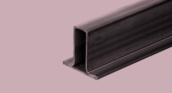 Perfils tubulars per a serralleria - Sèrie A R.5852 (PC2) - Mafesa