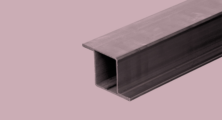 Perfils tubulars per a serralleria - Sèrie C R.5859 - Mafesa